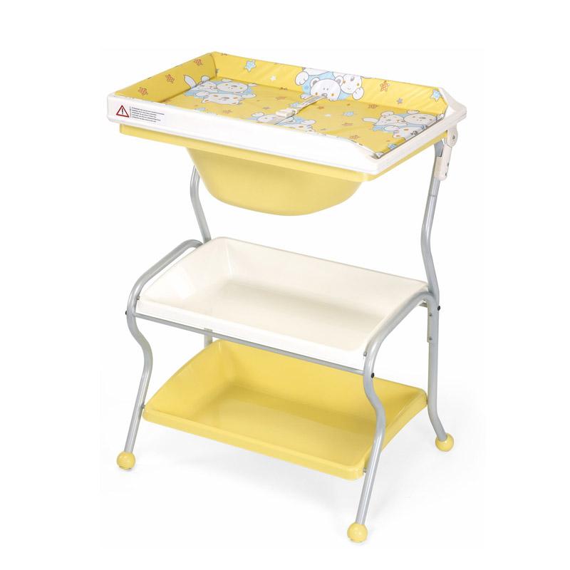 Plebani - Μπάνιο Αλλαξιέρα Lido Κίτρινο