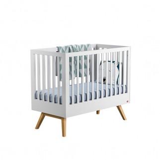 5c1571bf716 Vox - Βρεφικό κρεβάτι Nature Baby White/Oak 0.70 x1.40