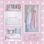 Baby Oliver Σετ Προίκας 3τεμ Lucky Star Pink- 308