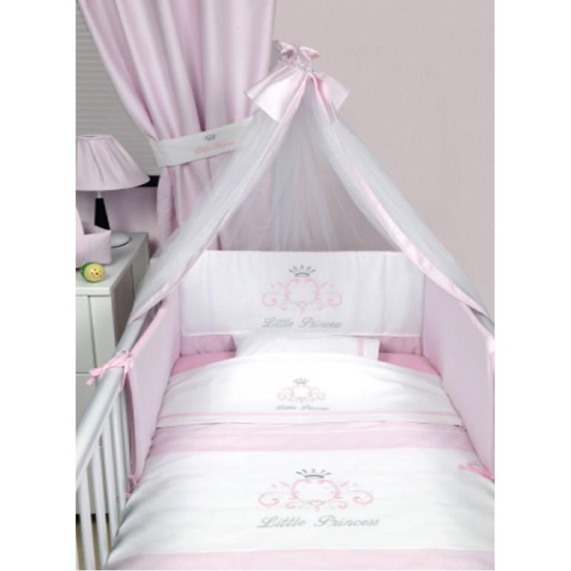 Baby Oliver Σετ Προίκας 3τεμ Little Princess - 322