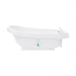 Bebejou - Μπάνιο Mε Ενσωματωμένο Θερμόμετρο Νερού Confetti Party