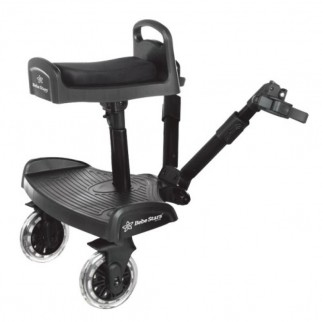 BebeStars - Τρέιλερ για 2ο παιδί με κάθισμα Traction