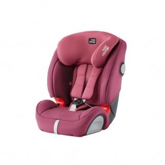 Britax Romer Παιδικό Κάθισμα Αυτοκινήτου Evolva 123 SL SICT Wine Rose 9-36kg