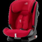 Britax Κάθισμα Αυτοκινήτου Advansafix IV R 9-36kg Fire Red