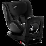 Britax Κάθισμα Αυτοκινήτου Dualfix I-Size 40-105cm Cosmos Black