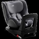 Britax Κάθισμα Αυτοκινήτου Dualfix I-Size 40-105cm Storm Grey