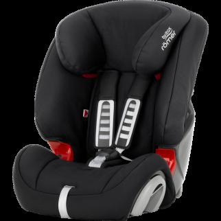 Britax Κάθισμα Αυτοκινήτου Evolva 123 Cosmos Black 9-36kg
