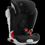 Britax Παιδικό Κάθισμα Αυτοκινήτου Kidfix II Xp Sict Cosmos Black Black Series