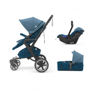 Concord - Βρεφικό Πολυκαρότσι Neo Plus Mobility Set Peacock Blue