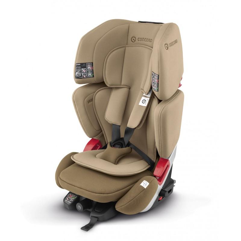 Concord - Παιδικό Κάθισμα Αυτοκινήτου Vario XT5 9-36Kg Tawny Beige