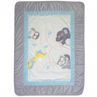 Das Home - Σετ κουβερλί Baby Dream Embroidery 6462