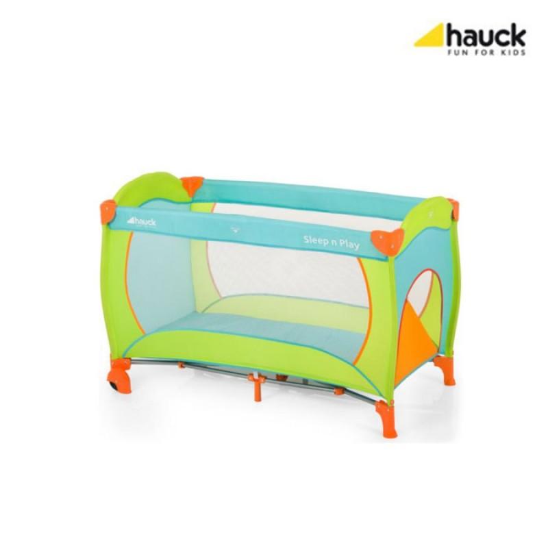 Hauck Παρκοκρέβατο Sleep'N Play Plus Multicolor Sun