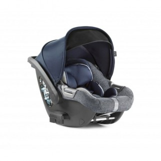 Inglesina - Βρεφικό κάθισμα αυτοκινήτου Darwin i-size Niagara Blue