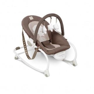 a894186746e Jane Evolution μουσικό ρηλάξ και καρέκλα για μικρά παιδιά - Granola