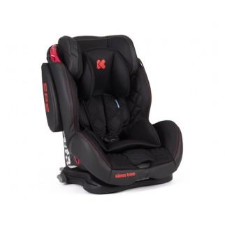 KikkaBoo Κάθισμα Αυτοκινήτου Major Isofix 9-36kg-Black