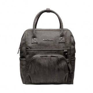 Little Company - Τσάντα αλλαγής ώμου και πλάτης γκρι