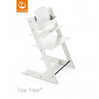 Stokke - Tripp Trapp κάθισμα φαγητού White