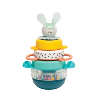 Taf Toys - Παιχνίδι Δραστηριοτήτων Hunny Bunny Stacker