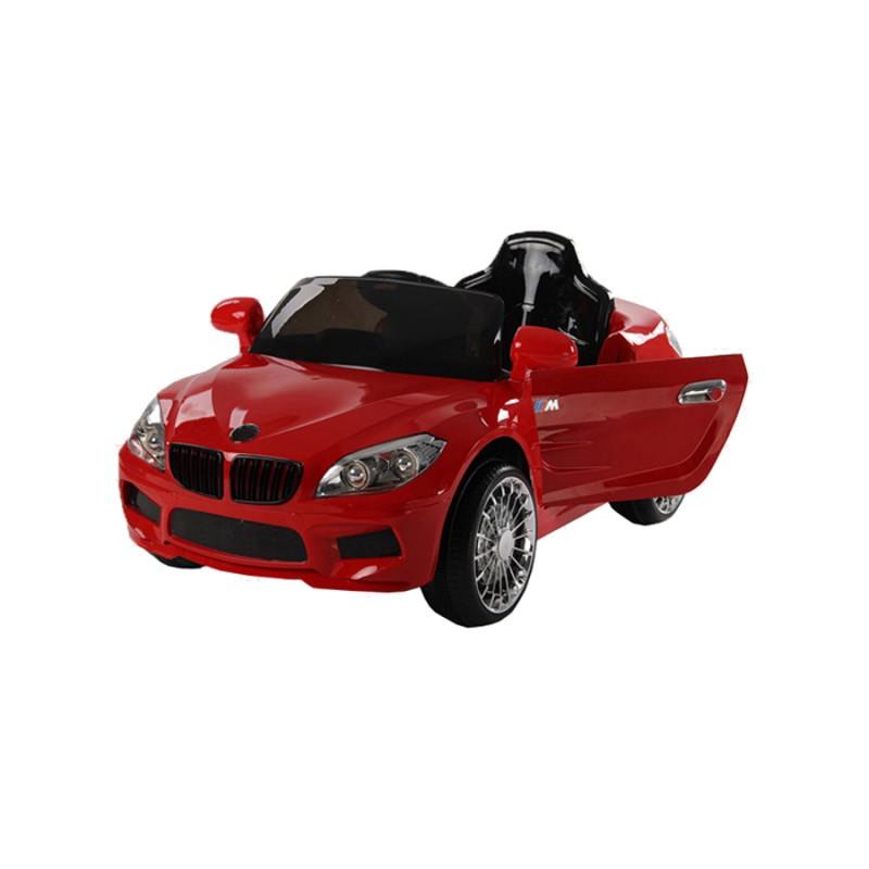 Zita Toys Ηλεκτροκίνητο αυτοκίνητο BMW με τηλεκοντρόλ - Κόκκινο