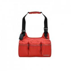 Koelstra Τσάντα Αλλαξιέρα Buddybag Red