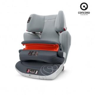 Concord Παιδικό Κάθισμα Αυτοκινήτου Transformer XT Pro (9-36Kg) Graphite Grey