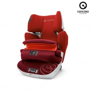 Concord Παιδικό Κάθισμα Αυτοκινήτου Transformer XT Pro (9-36Kg) Tomato Red
