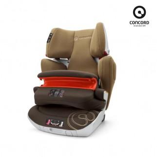 Concord Παιδικό Κάθισμα Αυτοκινήτου Transformer XT Pro (9-36Kg) Walnut Brown