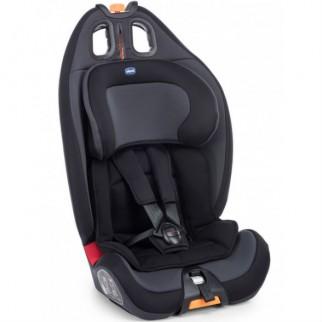 Chicco Παιδικό Κάθισμα Αυτοκινήτου Gro Up 123 (9-36kg) 79583-51 jet black
