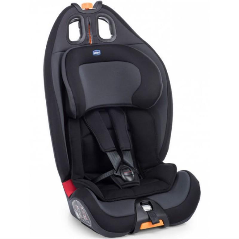 Chicco Παιδικό Κάθισμα Αυτοκινήτου Gro Up 123 (9-36kg) Black Night
