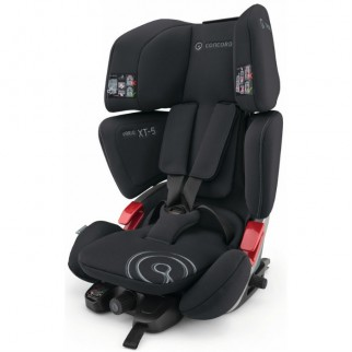 Concord Παιδικό Κάθισμα Αυτοκινήτου Vario XT5 9-36Kg Cosmic Black