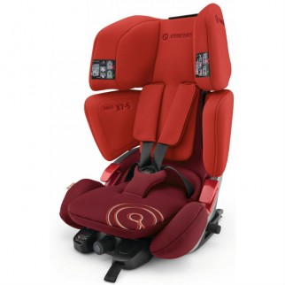 Concord Παιδικό Κάθισμα Αυτοκινήτου Vario XT5 9-36Kg Flaming Red