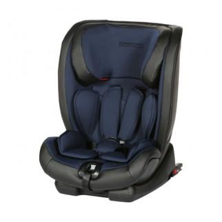 Kidsriver Παιδικό Κάθισμα Αυτοκινήτου 9-36 kg Louis Isofix Και Ζώνη Navy