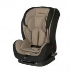 Kidsriver Παιδικό Κάθισμα Αυτοκινήτου 9-36 kg Liz Isofix Taupe