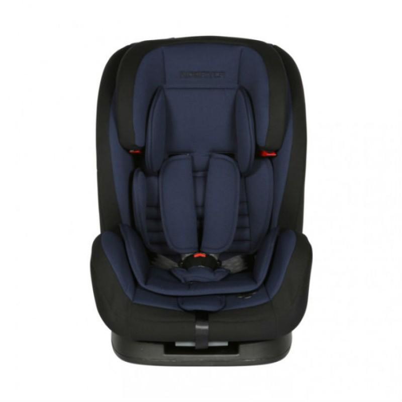 Kidsriver Παιδικό Κάθισμα Αυτοκινήτου 9-36 kg Liz Navy Με Ζώνη