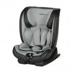 Kidsriver Παιδικό Κάθισμα Αυτοκινήτου 9-36 kg Louis Isofix Και Ζώνη Grey