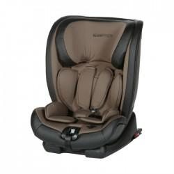 Kidsriver Παιδικό Κάθισμα Αυτοκινήτου 9-36 kg Louis Isofix Και Ζώνη Taupe