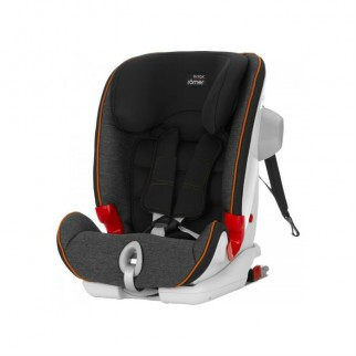 Britax Παιδικό Κάθισμα Αυτοκινήτου Advansafix III Sict 9-36kg Black Marble