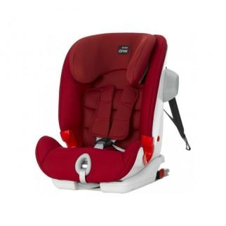 Britax Παιδικό Κάθισμα Αυτοκινήτου Advansafix III Sict 9-36kg Flame Red