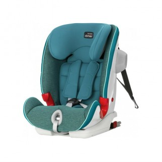 Britax Παιδικό Κάθισμα Αυτοκινήτου Advansafix III Sict 9-36kg Green Marble