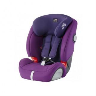 Britax Romer Παιδικό Κάθισμα Αυτοκινήτου Evolva 123 SL SICT Mineral Purple 9-36kg