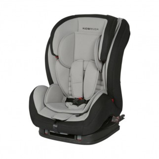 Kidsriver Παιδικό Κάθισμα Αυτοκινήτου 9-36 kg Liz Isofix Grey