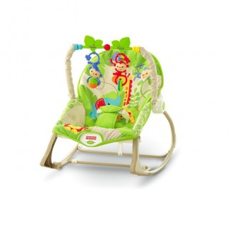 23633cc0cea Ρηλάξ Κούνια Infant To Toddler Fisher Price CBF52