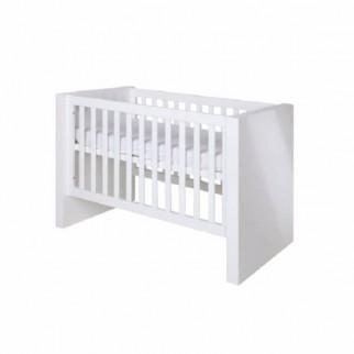 ac2a88ea3b1 Κρεβάτι βρεφικό (0.70x1.40 cm) Diamond White Glossy