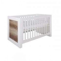 Κρεβάτι βρεφικό (0.70x1.40 cm) Costa white