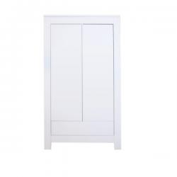 Ντουλάπα 2 doors Somero White Matt