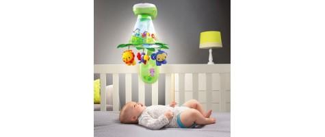 Παιχνίδια για νεογέννητα