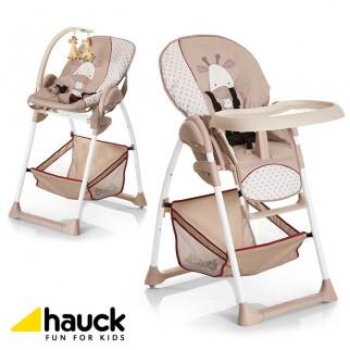 e8368674ca9 Hauck Καρέκλα Φαγητού Ρηλάξ Sit and Relax Giraffe