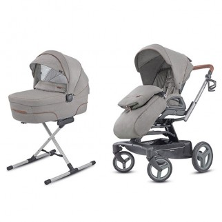 Inglesina Σύστημα Μεταφοράς Quad System Duo Derdy Grey