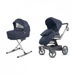 Inglesina Σύστημα Μεταφοράς Quad System Duo Oxford Blue