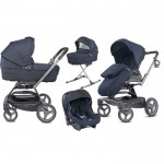 Inglesina Σύστημα Μεταφοράς Quad Quattro Oxford Blue